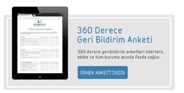 360 Derece Geri Bildirim Anketi-Success Programme