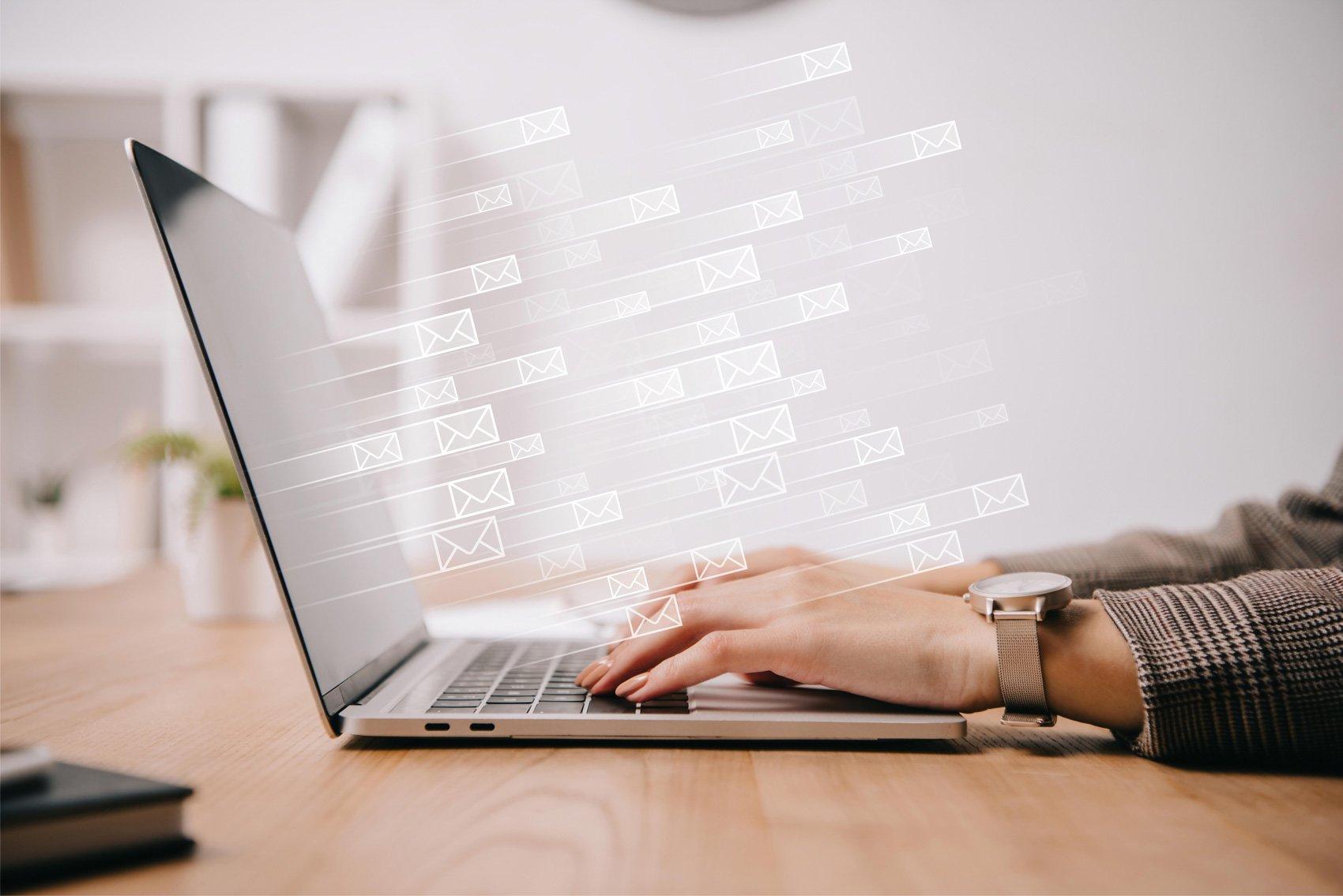 email-kullanmak